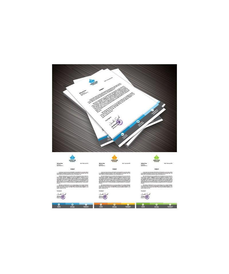 Papier firmowy  - 1